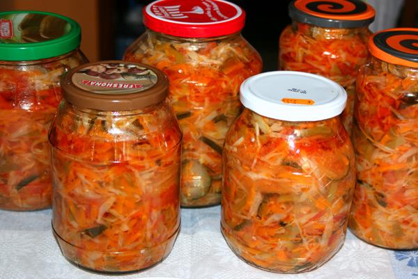 рецепты кубанский салат
