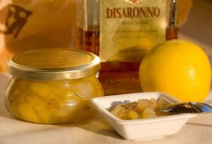 варенье лимон