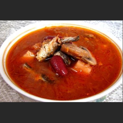 килька в томатной пасте на зиму рецепт